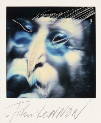 Ralph Steadman, John Lennon, c.1980