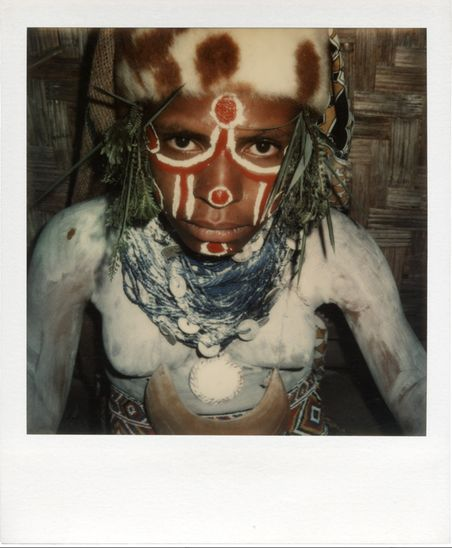 Wigwoman of Wabag District, © David Bailey