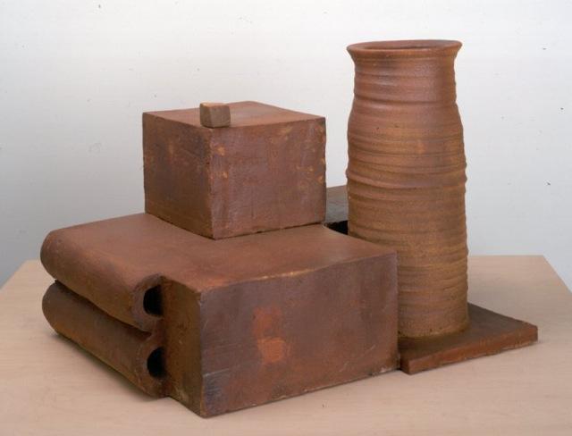 Carchemesh (Hudson Series) (1990/1991), Stoneware, 49.5 x 69 x 48cm