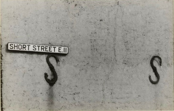 Robert Brownjohn.  From the Street Level series, 1961.Victoria & Albert Museum