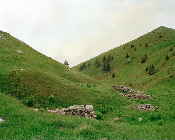 Paola de Pietri - Col Formiga, Monte Grappa, 2009 - 2012