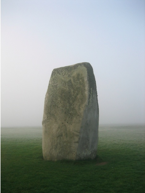 Harry Cory Wright. Stonehenge, 2012