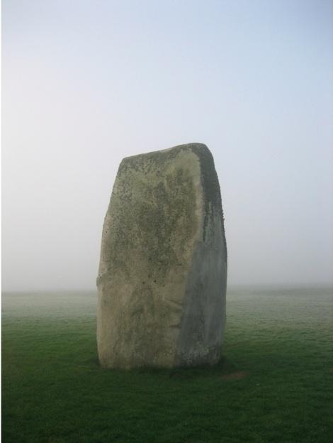 Harry Cory Wright. Stonehenge, 2012