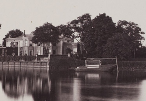 Victor Albert Prout. Halliford (detail). Before 1862. Courtesy Hulton Archive.