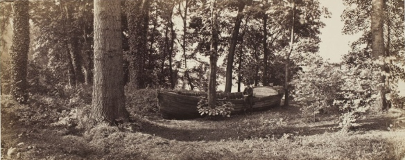 Victor Albert Prout. Kew Ait, Before 1862. Courtesy Hulton Archive.