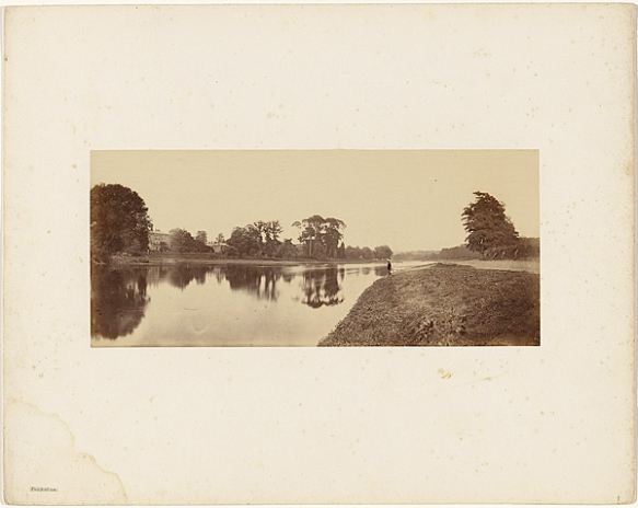 Victor Albert Prout Twickenham, before 1862. Courtesy Hulton Archive.