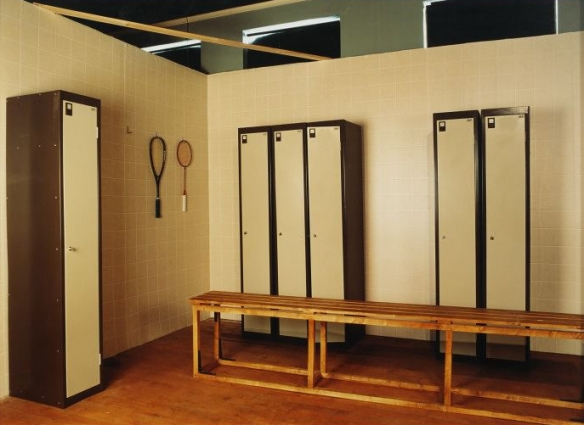 Bridget Smith, Glamour Studio (Locker Room), 1999