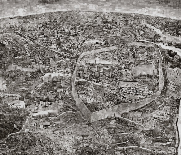 Sohei Nishino. Jerusalem,