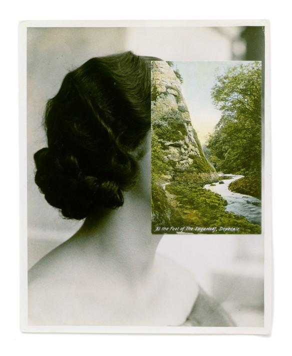 John Stezaker. Mask XLVI, 2007