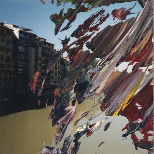 Gerhard Richter.  Firenze 2000