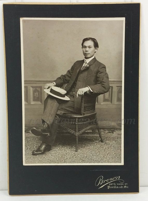 Cabinet Card from Oregon