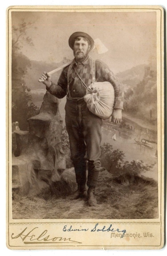 Cabinet Card from Wisconsin