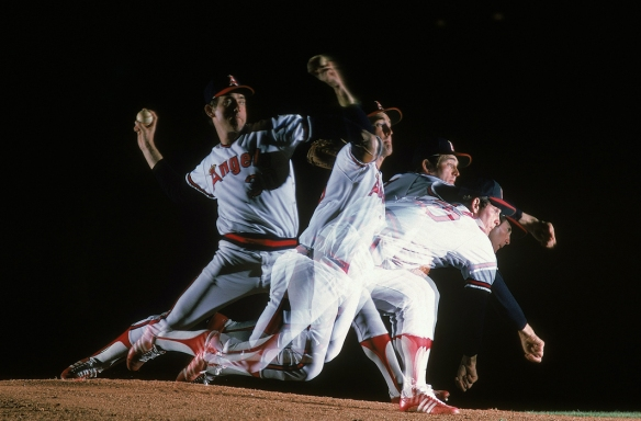 California Angels Nolan Ryan