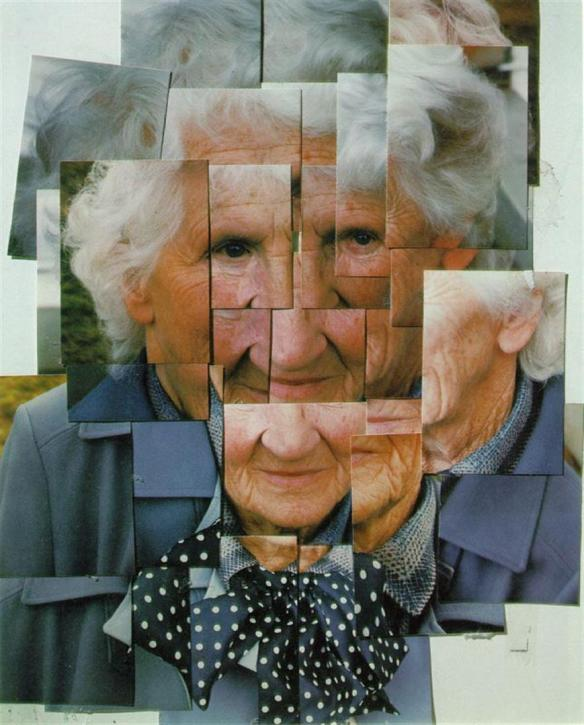 Hockney's Mother