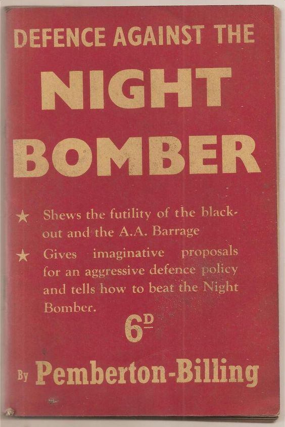 defence against the night bomber