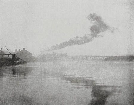Emerson The Bridge publMarsh Leaves 1895