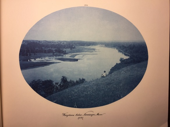 Henry Peter Bosse :Wingdams Below Nininger, Minnesota