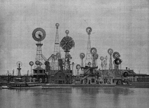 windmills at the Fair (uncredited)
