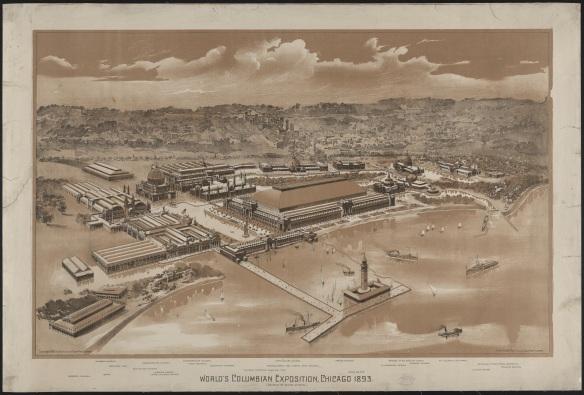 World's Columbian Exposition Chi 1893