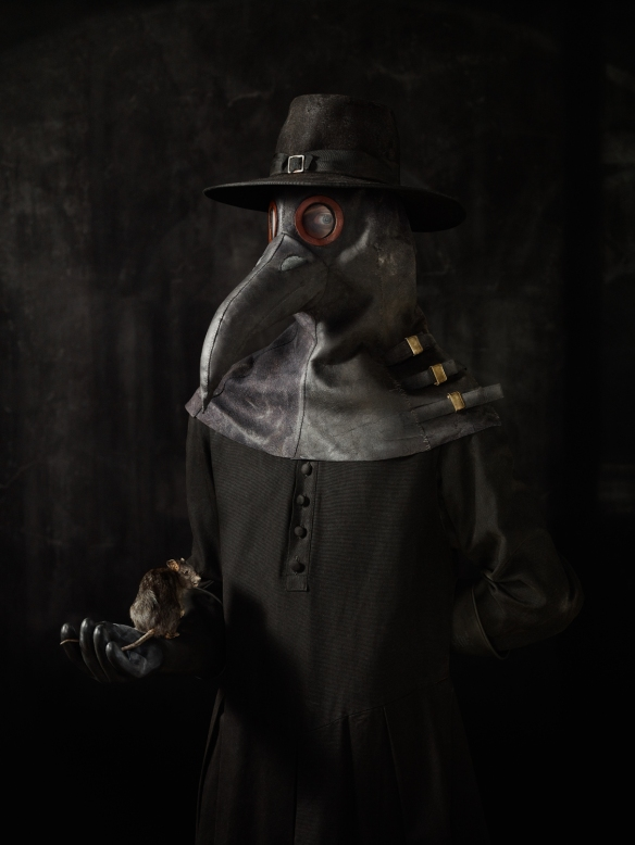 Erwin Olaf Plague Doctor