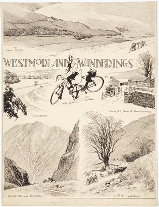 Frank Patterson, Westmorland Wanderings, 1931